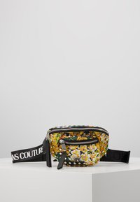 Versace Jeans Couture - BAROQUE PRINTED BUMBAG - Bum bag - multi - 0