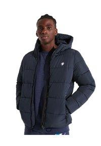 Superdry - Winter jacket - eclipse navy - 2