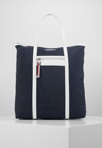 Tommy Hilfiger - TOTE - Tote bag - blue - 1