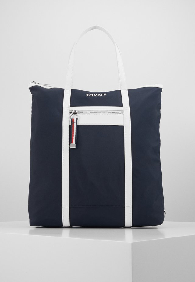 TOTE - Tote bag - blue