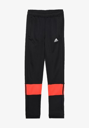 PANT - Pantalon de survêtement - black/pink