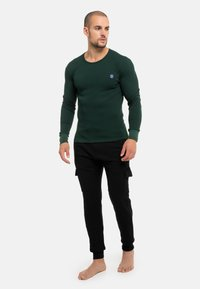Schiesser Revival - FRIEDRICH - Long sleeved top - grün - 1