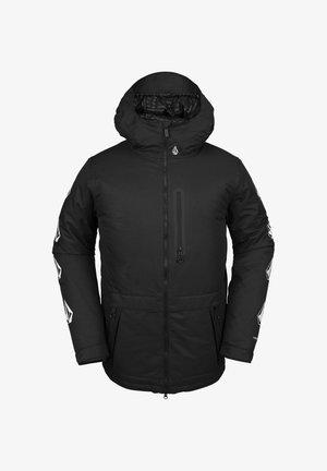 DEADLYSTONES  - Snowboard jacket - black