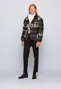 BOSS - DISER - Down jacket - black - 1