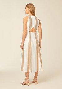 IVY & OAK - Shirt dress - beige - 2