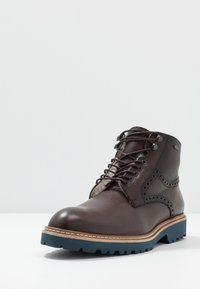 Lloyd - VILLOD - Lace-up ankle boots - havanna - 2
