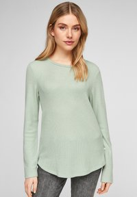 Q/S designed by - LONG SLEEVE - Jumper - mint - 0