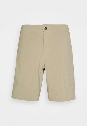 PARAMOUNT ACTIVE - Sports shorts - beige