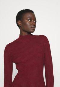 M Missoni - MOCK NECK - Long sleeved top - cabernet - 4