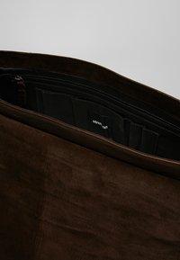 Strellson - CAMDEN - ANKTENTASCHE - Briefcase - dark brown - 5