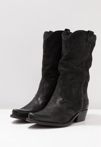 Felmini - GERBERA - Botas camperas - morgan black - 4