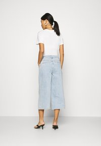 Who What Wear - CULOTTE - Relaxed fit jeans - fade into - 2