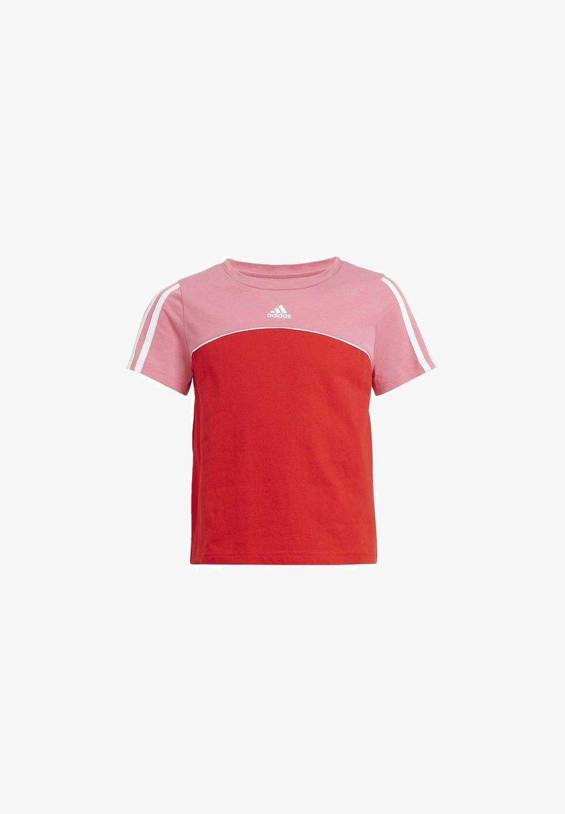 adidas Performance - Sports shirt - red
