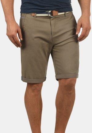 Monty - Shorts -  brown