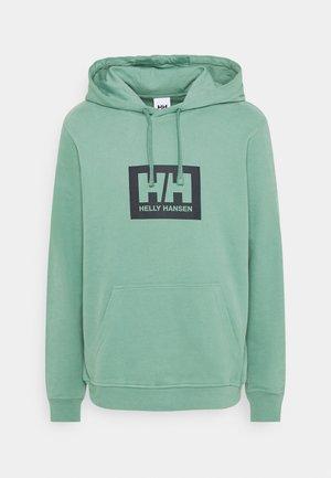 BOX  - Hoodie - jade