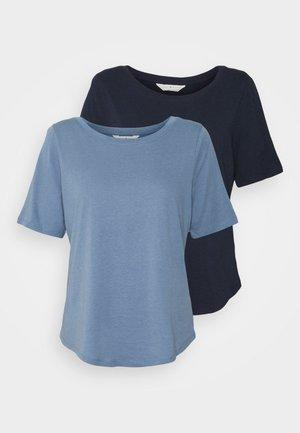 2 PACK - Maglia del pigiama - blue