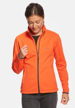 JADA - Soft shell jacket - orange