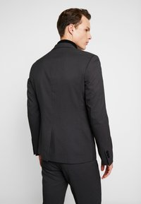 Antony Morato - SLIM JACKET BONNIE PANTS  - Kostym - black - 3