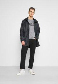 s.Oliver - T-Shirt print - grey - 1