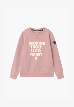 BUBBLE PRINT BECAUSE KIDS UNISEX - Sweater - rosewood