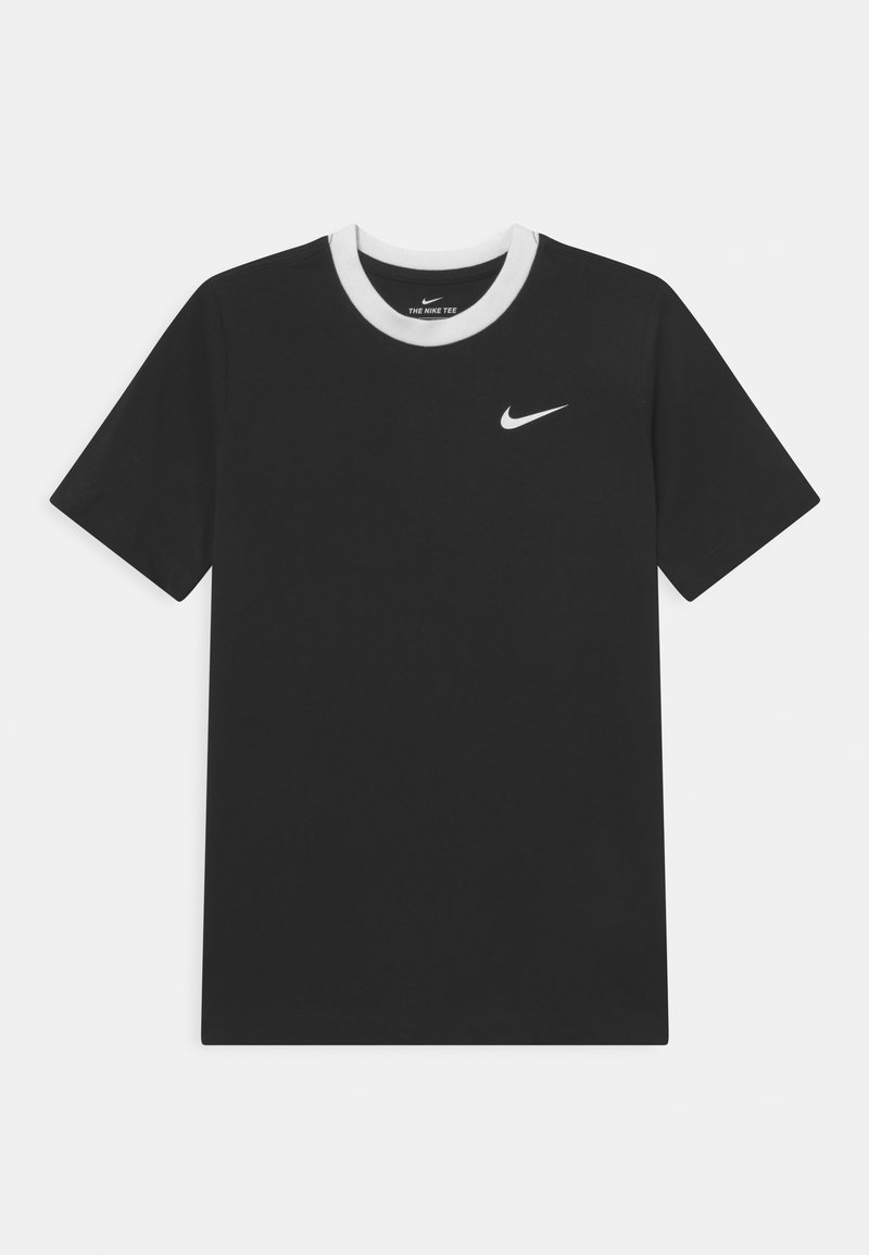 Nike Sportswear - T-shirt imprimé - black