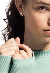 QOOQI - QOOQI - Earrings - roségold - 2