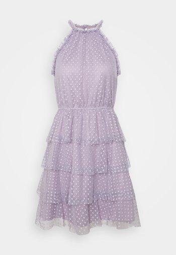 Vestido de cóctel - lila