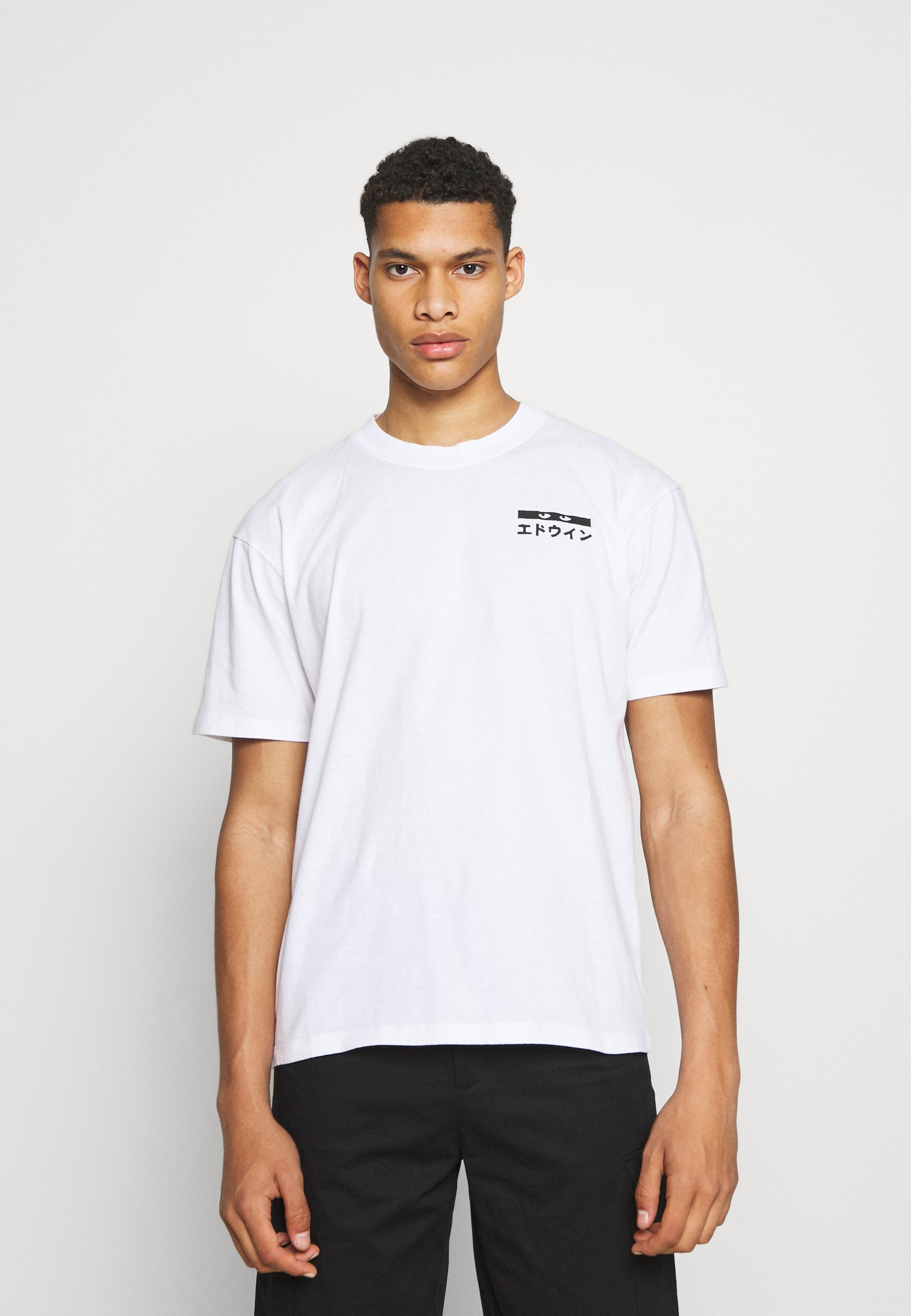Homme HANADOBORO UNISEX - T-shirt imprimé