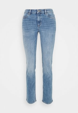 Straight leg jeans - blue light wash