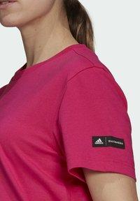 adidas Performance - MARIMEKKO  - Jersey dress - pink - 4