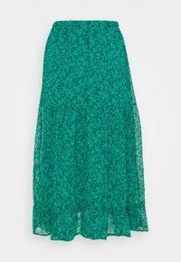 Lindex - SKIRT CLAUDIA - A-line skirt - dark green - 1