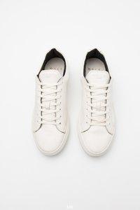 Walk London - GRADUATE  - Sneakers basse - nappa vegetal white - 1