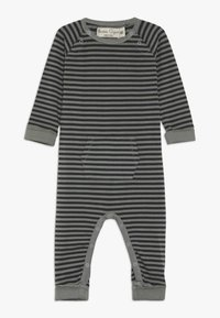 Smitten Organic - OVERALL BABY  - Overal - neutral gray - 0