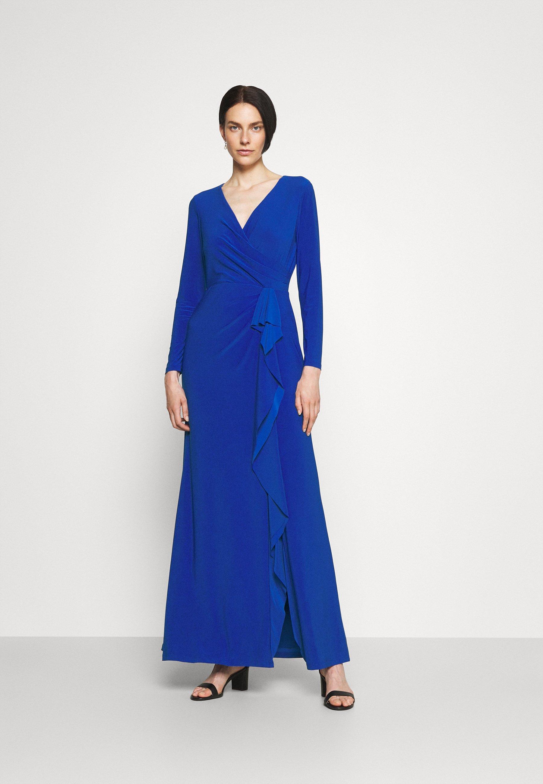 Damen CRESCENTIA LONG SLEEVE EVENING DRESS - Jerseykleid