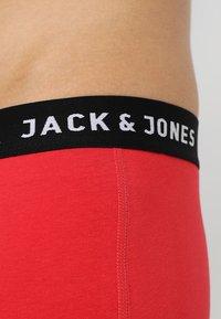 Jack & Jones - 5 PACK JACLOUI TRUNKS  - Culotte - blue/black/red - 7