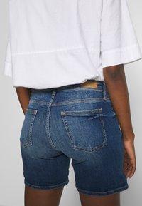 edc by Esprit - Denim shorts - blue medium wash - 3