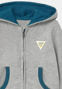 Guess - HOODED ACTIVE SET - Tracksuit - bleu/moroccan blue - 3