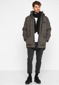Helly Hansen - TROMSOE JACKET - Winter jacket - beluga - 1