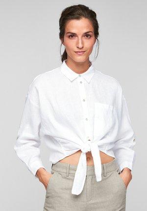 LOSSE  - Button-down blouse - white