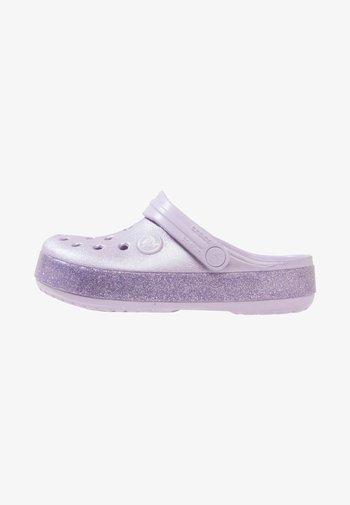 Pool slides - lavender