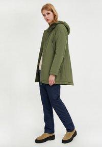 Finn Flare - Winter jacket - khaki - 1