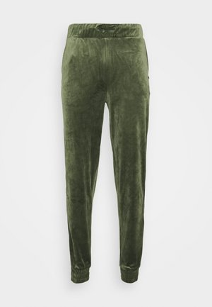 CUFFED PANTS - Tracksuit bottoms - four leaf clover