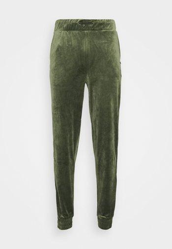 CUFFED PANTS - Verryttelyhousut - four leaf clover