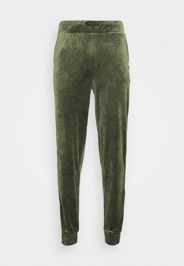 CUFFED PANTS - Joggebukse - four leaf clover