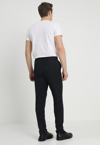 Samsøe Samsøe - FRANKIE PANTS - Oblekové kalhoty - dark sapphire - 2