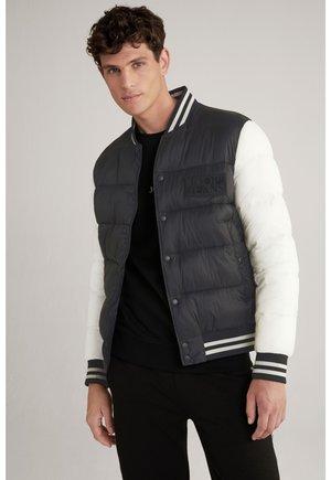 DICKSON - Light jacket - schwarz/weiß