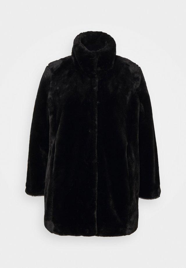 COAT - Mantel - black