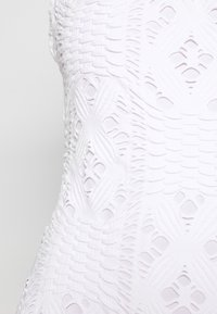 Etam - LARA PIECE - Swimsuit - blanc - 5