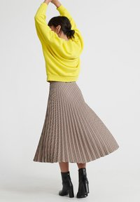 Superdry - A-line skirt - brown - 2
