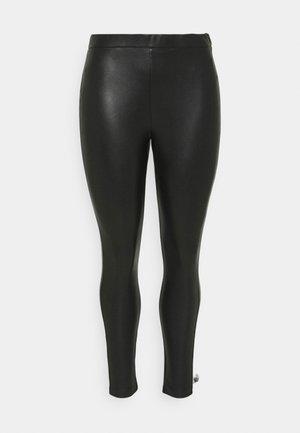 CARHANNA - Leggings - Trousers - black